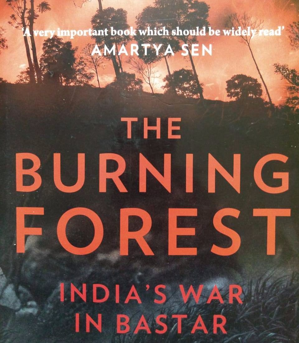 Book Review The Burning Forest by Nandini Sundar