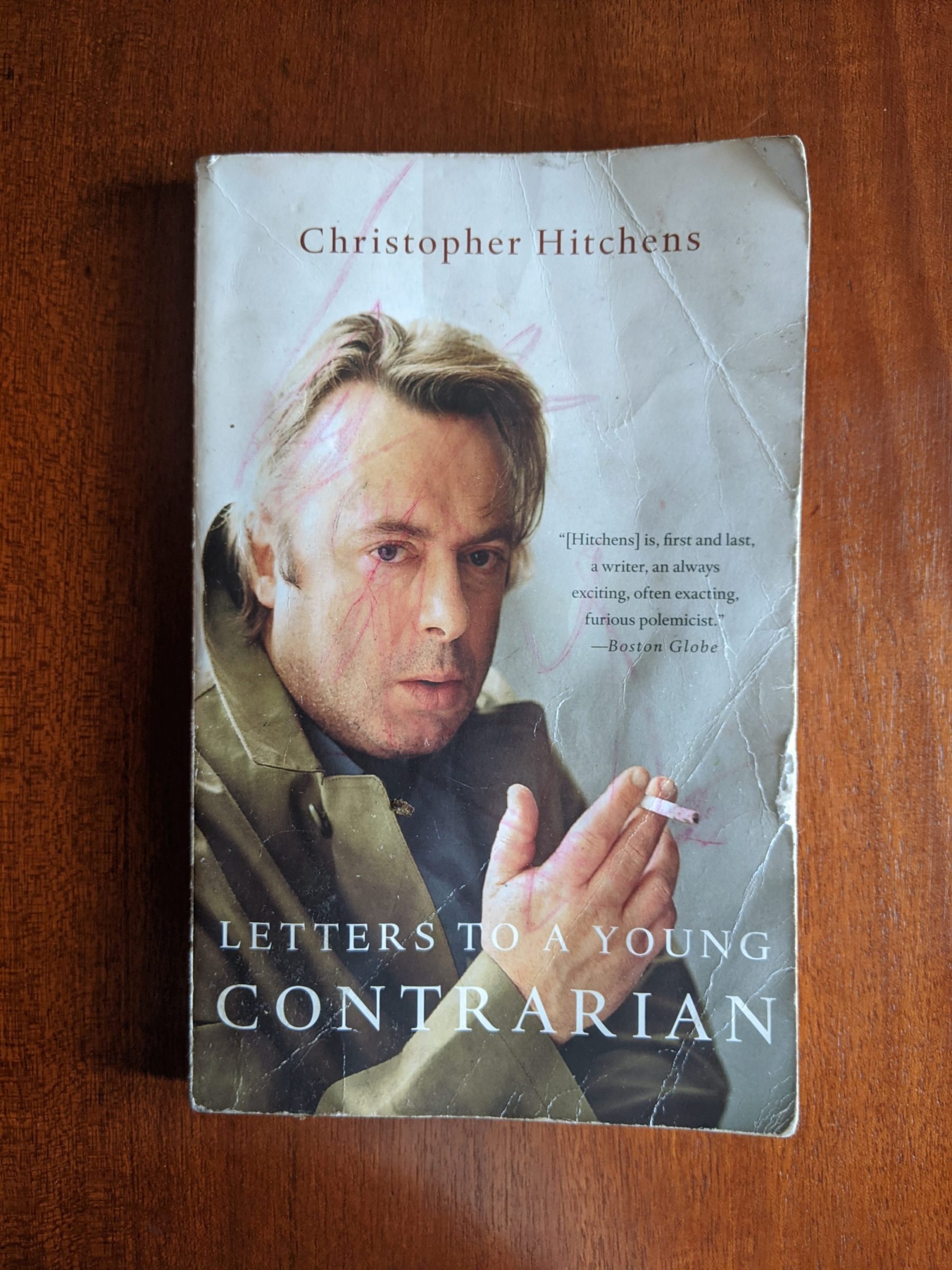 Book Review Letters to A Young Contrarianng