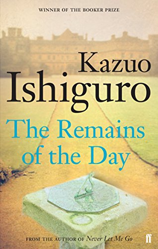 Review Kazuo Ishiguro's The Remains of the Day