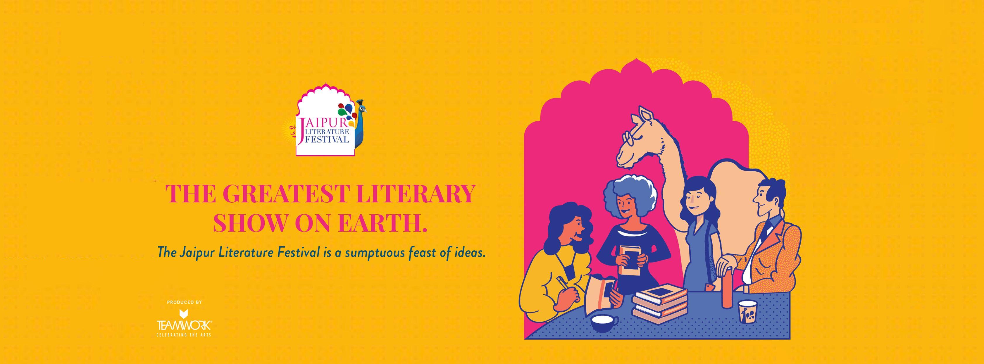 Jaipur Literatre Fest